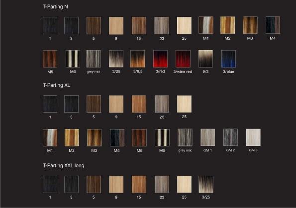 kleuren-t-parting
